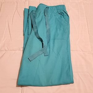 🌴 Dickies Light Blue Scrub Pants